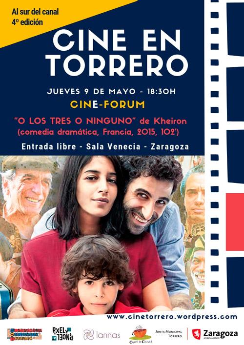 4ª Edición de Cine en Torrero 2019