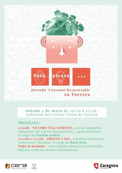 Jornada de Consumo Responsable en Torrero 2019