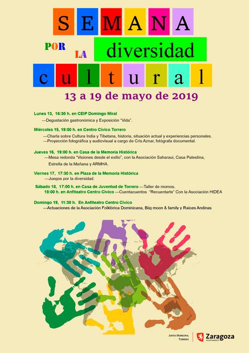 Semana por la Diversidad Cultural 2019