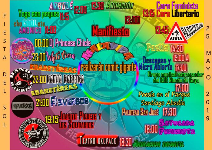 Fiesta del Sol Torrero 2019