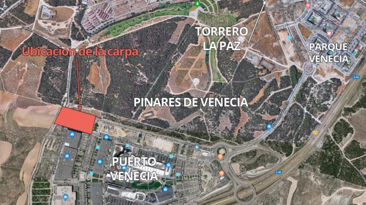 Un centro de ocio de gran capacidad afectará la movilidad de todo el distrito