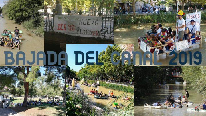 Bajada del Canal 2019