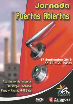 Boletín Informativo de Barrios FABZ. 20 de septiembre de 2019