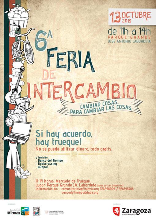 VI Feria de Intercambio de Zaragoza