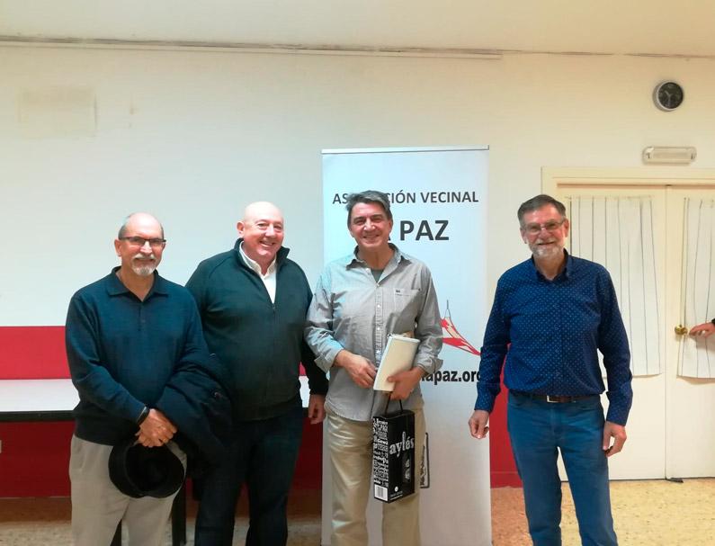 XII Jornadas de Otoño La Paz: breve crónica y galería de imágenes