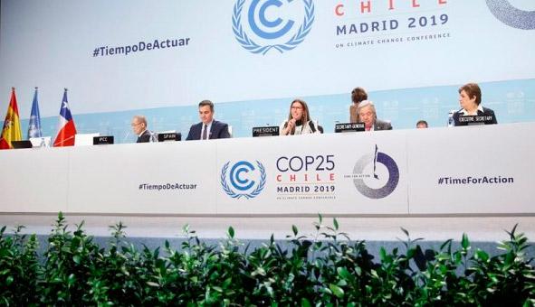 El movimiento vecinal apoya la Cumbre Social del Clima