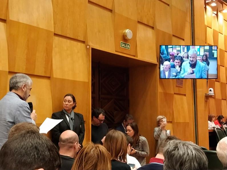 Intervención en el pleno del 30/01/2019: Ángel Sanz