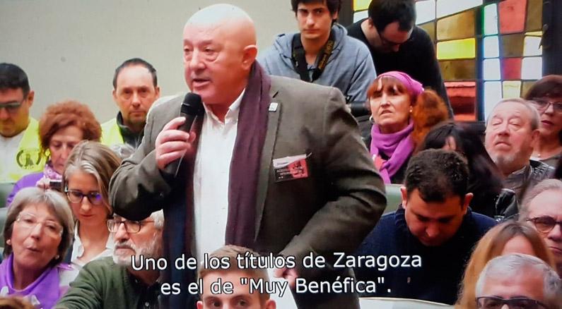 Intervención en el pleno del 30/01/2019: Manuel Arnal
