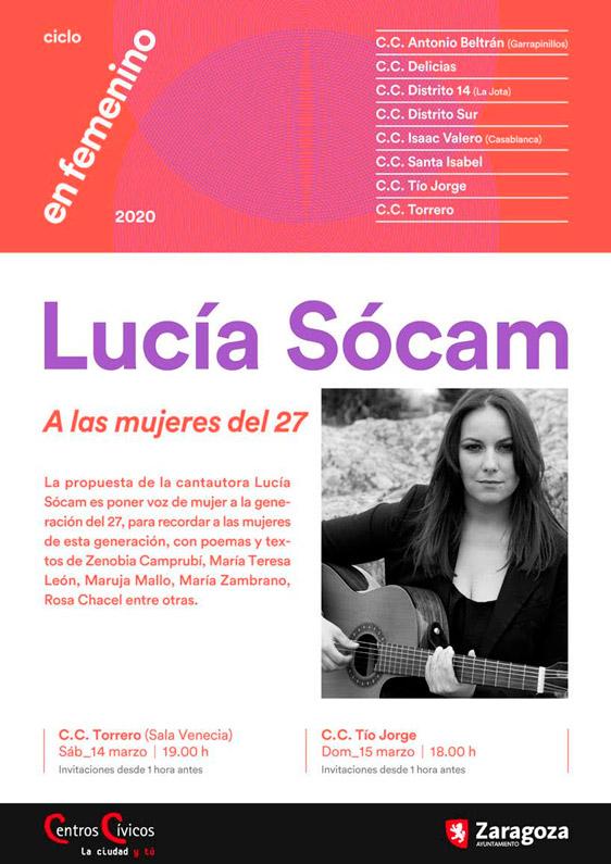 Ciclo En Femenino 2020 Torrero - Lucía Socam