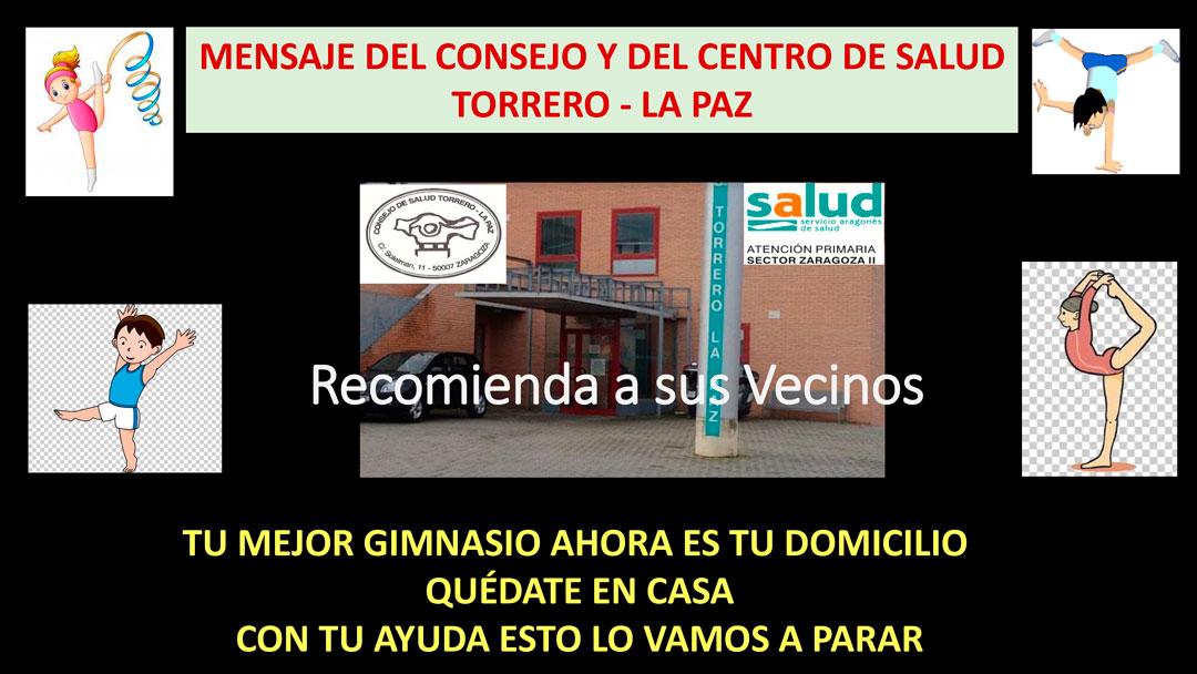 Coronavirus: Centro de Salud Torrero