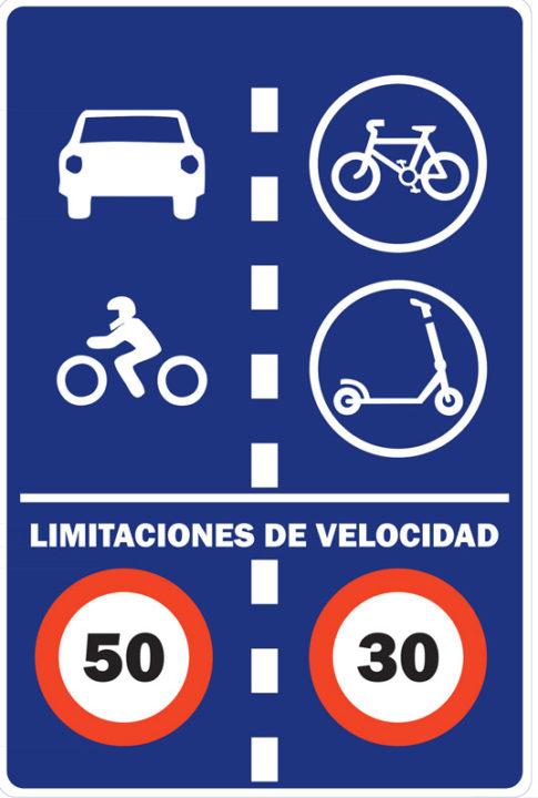 Carril especial - Nueva Movilidad Zaragoza