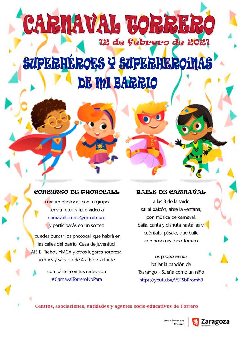 Carnaval de Torrero 2021