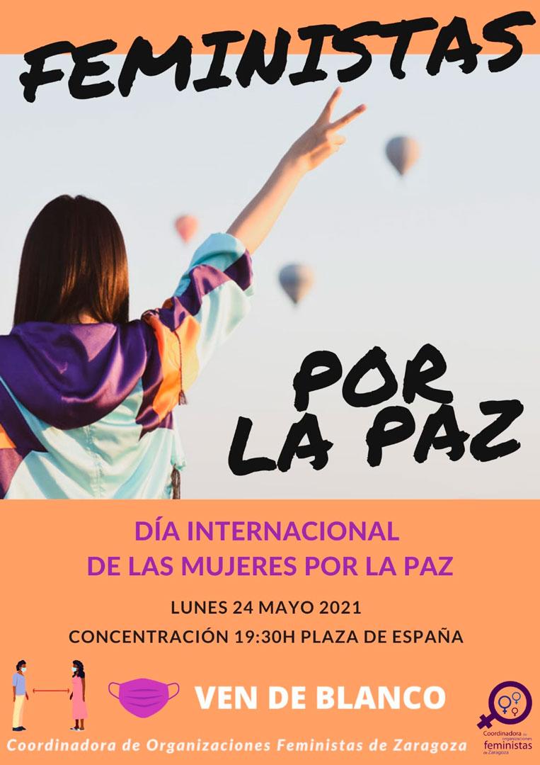 Feministas por la Paz Mayo 2021