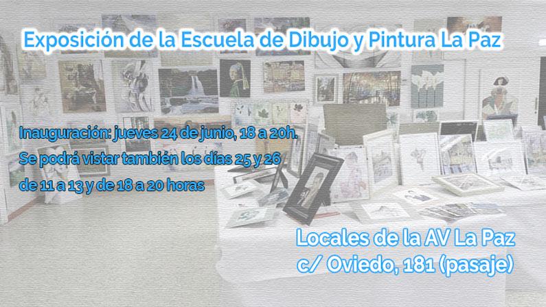 Exposición Escuela de Arte La Paz