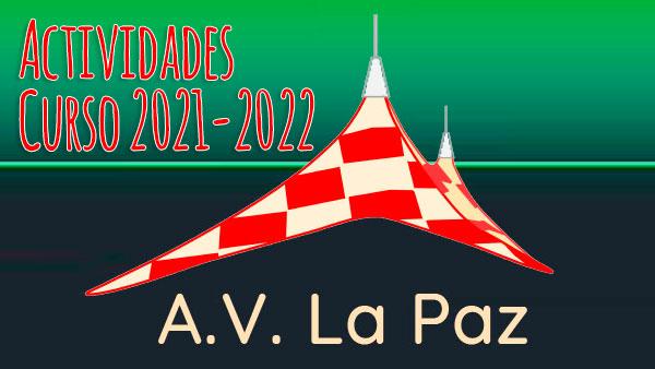 Actividades AV La Paz curso 2021 2022