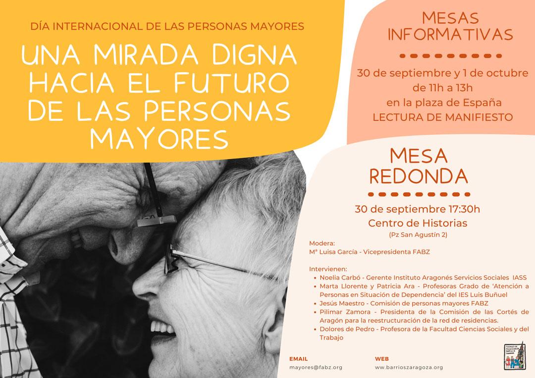 Día Internacional de las Personas Mayores 2021